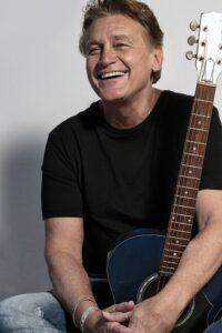 Portrait: Rainhard Fendrich. Foto: Sonnymusic