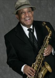 Lou Donaldson. Foto Jazz Fest Wien