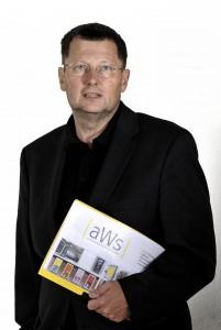 aWs-Geschäftsführer Andreas Allerstorfer. Foto: aWs