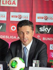 Seit 2004 als BL-Vorstand aktiv. Georg Pangl trieb in seiner Amtszeit die Bundesliga weiter voran. Foto: oepb