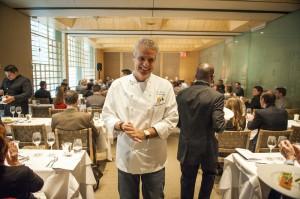 Eric Ripert (Chef und Co-Owner Le Bernardin) Foto: ÖWM