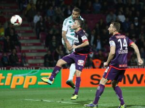 FUSSBALL - BL, A.Wien vs Rapid