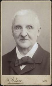 Bildnis Anton Bruckner (1824 - 1896)