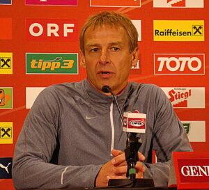 Jürgen Klinsmann leitet seit 2011 die Geschicke der US-Boys. Foto: oepb