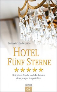 Buch Cover Hotel 5 Sterne