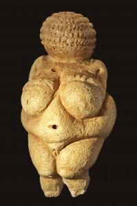 Wien, Venus von Willendorf - Original
