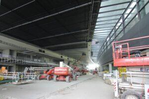 Wien Hauptbahnhof, Eingangshalle Südtiroler Platz. Foto: ÖBB/Haider