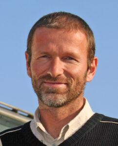 Der Buchautor und Unterwasserwelt-Fotograf Harald Hois.