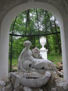 Quellnymphe. Foto: Schloß Schönbrunn Kultur- und BetriebsgesmbH.