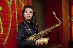 Melissa Aldana © Jazz Fest Wien Archive