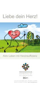 "Cover Folder ""Liebe dein Herz!"" - Foto: BHS Wien"