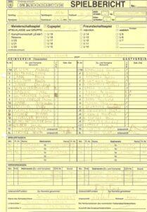 Spielbericht Vienna gg. FAK 1996