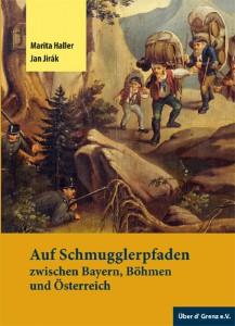 Buch Cover Auf Schmugglerpfaden