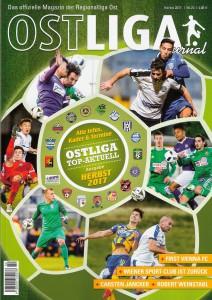 Cover OSTLIGA JOURNAL Herbst 2017_Scan oepb.at