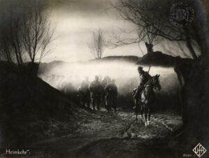 """Bild aus dem Deutschen Film """"Heimkehr"""", 1928. Direktor: Joe May. Foto: Deutsches Filminstitut - DIF. Rechte: Murnau-Stiftung"""