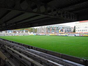 Man müsste die Hohe Warte, als auch den WSC-Platz in Wien-Hernals unter Denkmalschutz stellen. Österreichische Fußball-Geschichte wurde dort geschrieben. Foto: oepb