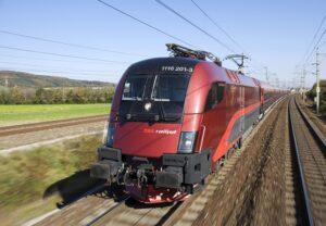 railjet (c)ÖBB_Eisenberger