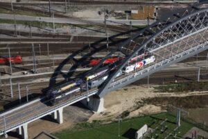 Bild 2_ÖBB Belastungstest Flughafenbrücke