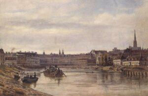 Jakob von Alt_Wien 1847