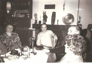 Die Eheleute Ruhaltinger (links) und Rinner. Foto: privat