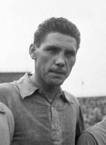Ernst Ocwirk im Jahre 1953. Foto: Noske, J.D.