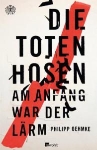 Buch Cover Hosen_Am Anfang war der Lärm