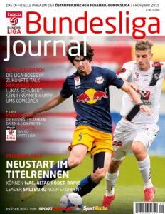 Bundesliga Journal Frühjahr 2015