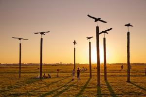 Tempelhofer Freiheit von Pierre Adenis