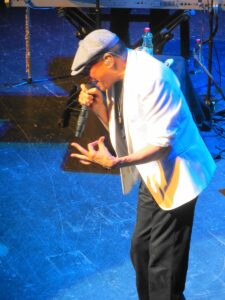 Al Jarreau im Rahmen des Jazzfestes 2013 in der Wiener Staatsoper. Foto: oepb.at
