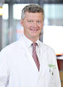 Prim. Univ.-Prof. Dr. Mag. Alexander Klaus. Foto: BHS Wien