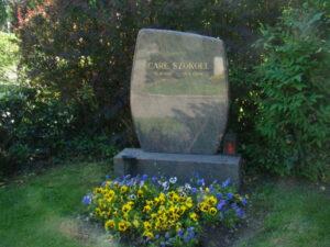 Am Wiener Zentralfriedhof fand Carl Szokoll als ein Mann der österreichischen Geschicht4 seine letzte Ruhestätte. Foto: oepb.at