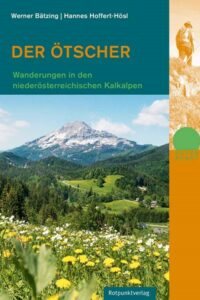 """Buch-Cover """"Der Ötscher - Wanderungen in den niederösterreichischen Kalkalpen"""""""