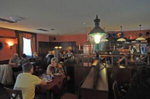 Nach getaner Arbeit ist nicht nur gut ruhen, sondern auch ab und an ein Besuch in der Linzer Gastlichkeit ... Foto: Stadt Linz