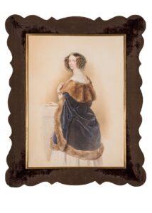 Sophie Friederike 1849. Foto: Alexander Eugen Koller
