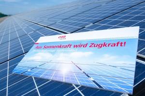 Von der Photovoltaik-Anlage in Wilfleinsdorf erfolgt ...