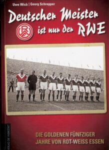 Cover Deutscher Meister ist nur der RWE