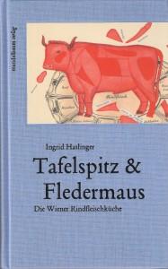 Buch Cover Tafelspitz & Fledermaus