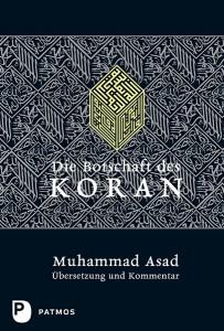 Buch-Cover Die Botschaft des KORAN von Muhammad Asad