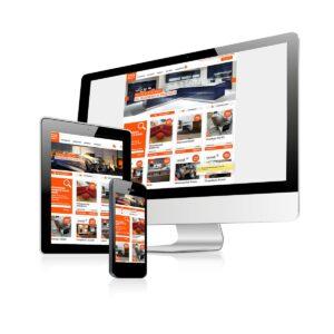 Auf www.wohnsinnspreise.at finden Einrichtungswillige auf Mausklick die schönsten Möbel und Einrichtungsgegenstände zum besten Preis. Foto: SERVICE&MORE