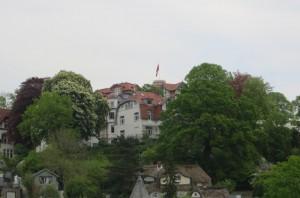 Wenn man den Süllberg im Hamburger Nobelstadtteil Blankenese ...
