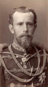 Kronprinz Rudolf, 1889. Foto: ÖNB