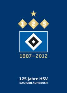 Buch-Cover 125 Jahre HSV - Das Jubiläumsbuch