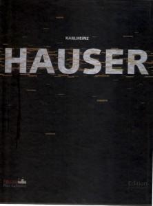 Blick auf einen Wälzer aus Kulinarik, Schmankerln und absoluten Köstlichkeiten - Karlheinz Hausers Konzepte.