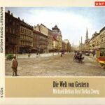 4CDs Cover_Die Welt von gestern_von Stefan Zweig