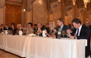 130 Jahre Weinbauverband Altweinprobe. Foto: Österreichischer Weinbauverband/Gerhard Steinhofer