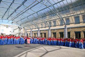 Die Lehrlinge von Heute sind die Fachkräfte von Morgen! Karriere mit Lehre wird von den ÖBB zügig betrieben. Foto: ÖBB/Krischanz