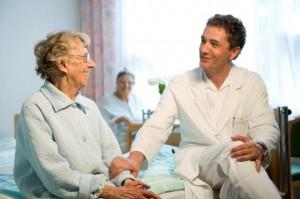 Die Erfolgsrate bei vorwiegend älteren Patienten zeugt von der hohen Kompetenz des Ärzteteams. Foto: khgh.at