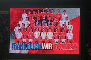 Ein Ruf, der nach 1997 - Österreich qualifizierte sich unter Teamchef Herbert Prohaska damals letztmalig für ein fußballerische Groß-Ereignis - nun wieder aktuell ist: Frankreich, wir kommen! Foto: oepb