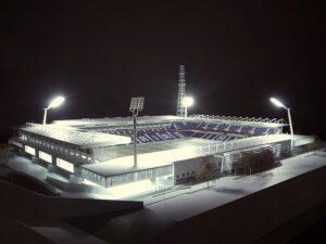 Ein Ausblick in die Zukunft. Foto: FK Austria Wien