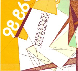 Harri Stojka Modern Jazz CD-Cover